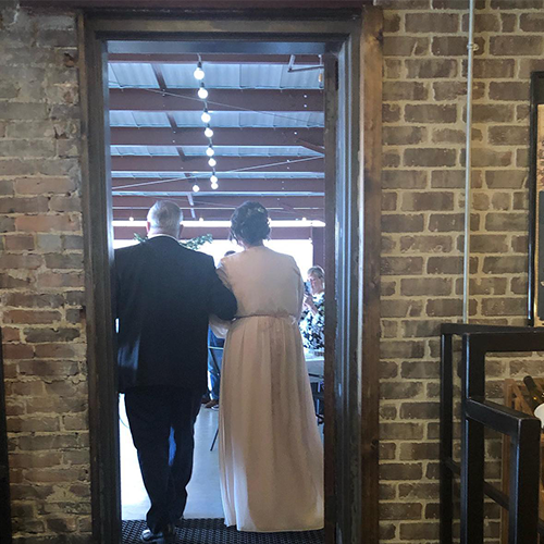 The Groom And The Bride